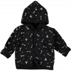 Babylook Vest Arrow Black