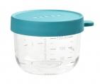 Beaba Portion Glas Blue 150ml