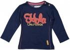 Dirkje T-Shirt Hola Chica Navy