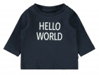 Name It T-Shirt Delufido Dark Sapphire