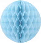 Honeycomb Blauw 30 cm.