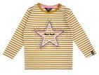 Beebielove T-Shirt Stripe Yellow