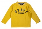 Beebielove T-Shirt Brave Yellow