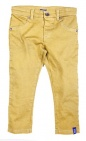 Beebielove Broek Denim Yellow