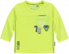 Quapi T-Shirt Maarten Neon Yellow