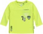 Quapi T-Shirt Maarten Neon Yellow