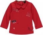 Quapi T-Shirt Michelle Diva Red