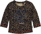Quapi T-Shirt Mieke Leopard