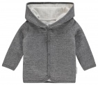 Noppies Vest Tigard Dark Grey Melange