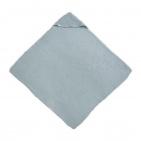 Jollein Badcape Wrinkled Hydrofiel Stone Green