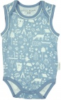 Little Dutch Romper Adventure Blue