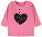 Name It T-Shirt Otella Bubblegum