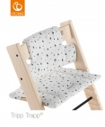 Stokke® Tripp Trapp® Classic Cushion White Mountains (Organic Cotton)