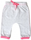 Born To Be Famous Broek White/Pink