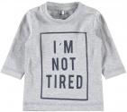 Name It T-Shirt Giman Grey Melee