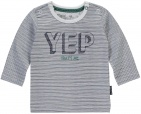 Quapi T-Shirt Zack Dark Blue Stripe