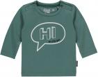 Quapi T-Shirt Zagros Vintage Green