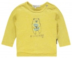 Noppies T-Shirt Parkland Canary Yellow