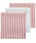 Meyco Luiers Knitted Heart 3Pack
