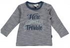 Babylook T-Shirt Trouble Melange