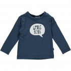 Babylook T-Shirt Boss Dark Denim