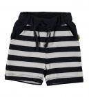 Babylook Shorts Stripe Navy