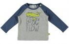 Babylook T-Shirt Grey Melee