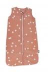 Briljant Slaapzak Winter Spots Grey Pink 90cm