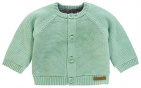 Noppies Vest Lou Grey Mint