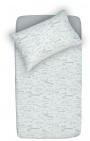 Little Lemonade Dekbedovertrek Quotes Blue/White 100 x 140 cm