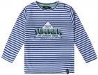 Beebielove T-Shirt Summer Stripe Blue