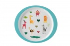 Mepal Plat Bord 218mm Animal Friends