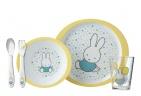 Mepal Kinderservies 5-delig Nijntje Confetti