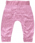 Born To Be Famous Broek Roze Print