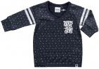 Born To Be Famous T-Shirt Overslag Print
