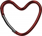Dooky Hook Hearts Rood