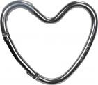 Dooky Hook Hearts Zilver