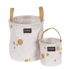 Roommate Basket Set (2 stuks) Off White