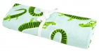 Briljant Swaddle Noughty Crocodile