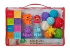 Infantino Sensory Ball Block Buddies