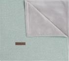 Baby's Only Ledikantdeken Soft Sparkle Goud-Mint Mêlee 100 x 135 cm