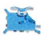 Funnies Tutpoppetje Hond Blauw