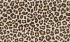 Cottonbaby Wieglaken Panter Bruin 75 x 90 cm