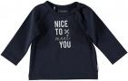 BESS T-Shirt Meet You Blue