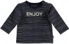BESS T-Shirt Pinstripe Blue
