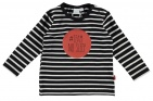 Babylook T-Shirt No Sleep Stripe