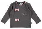 Babylook T-Shirt Bows Iron