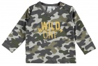 Babylook T-Shirt Wild Camou