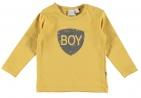 Babylook T-Shirt Boy Yellow