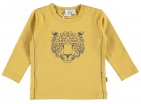 Babylook T-Shirt Tiger Yellow